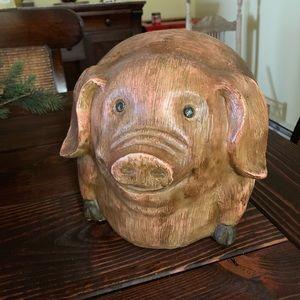 Pig - Fat Happy Pig